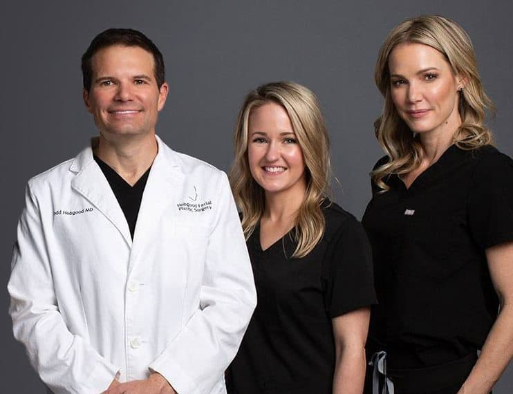 Dr. Todd Hobgood's and his staff