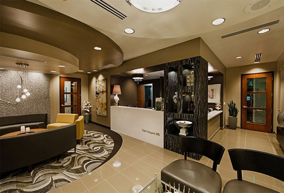 Hobgood Facial Plastic Surgery Front Desk in Scottsdale